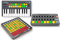 Novation Launch Controllers available from Kazbar Systems