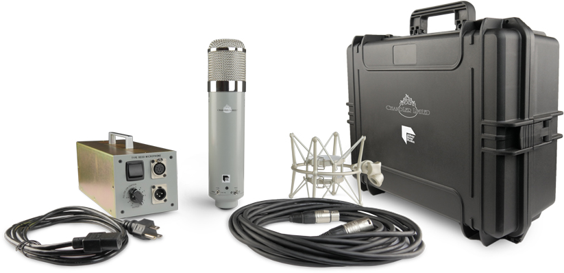 Chandler REDD Microphone available from Kazbar Systems