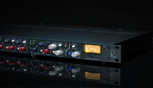 Rupert Neve Shelford Channel available from Kazbar Systems