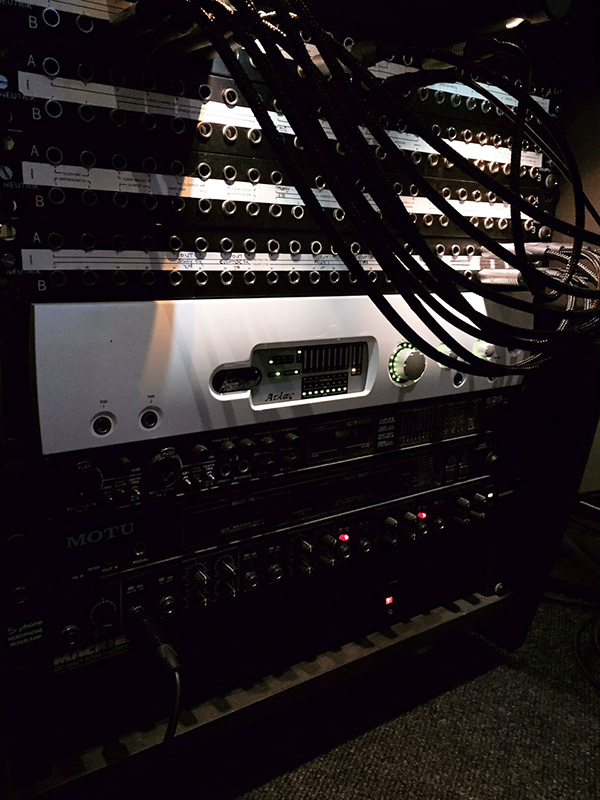 Stuart Rosylyn Upgrades Studio To Prism Atlas from Kazbar Systems