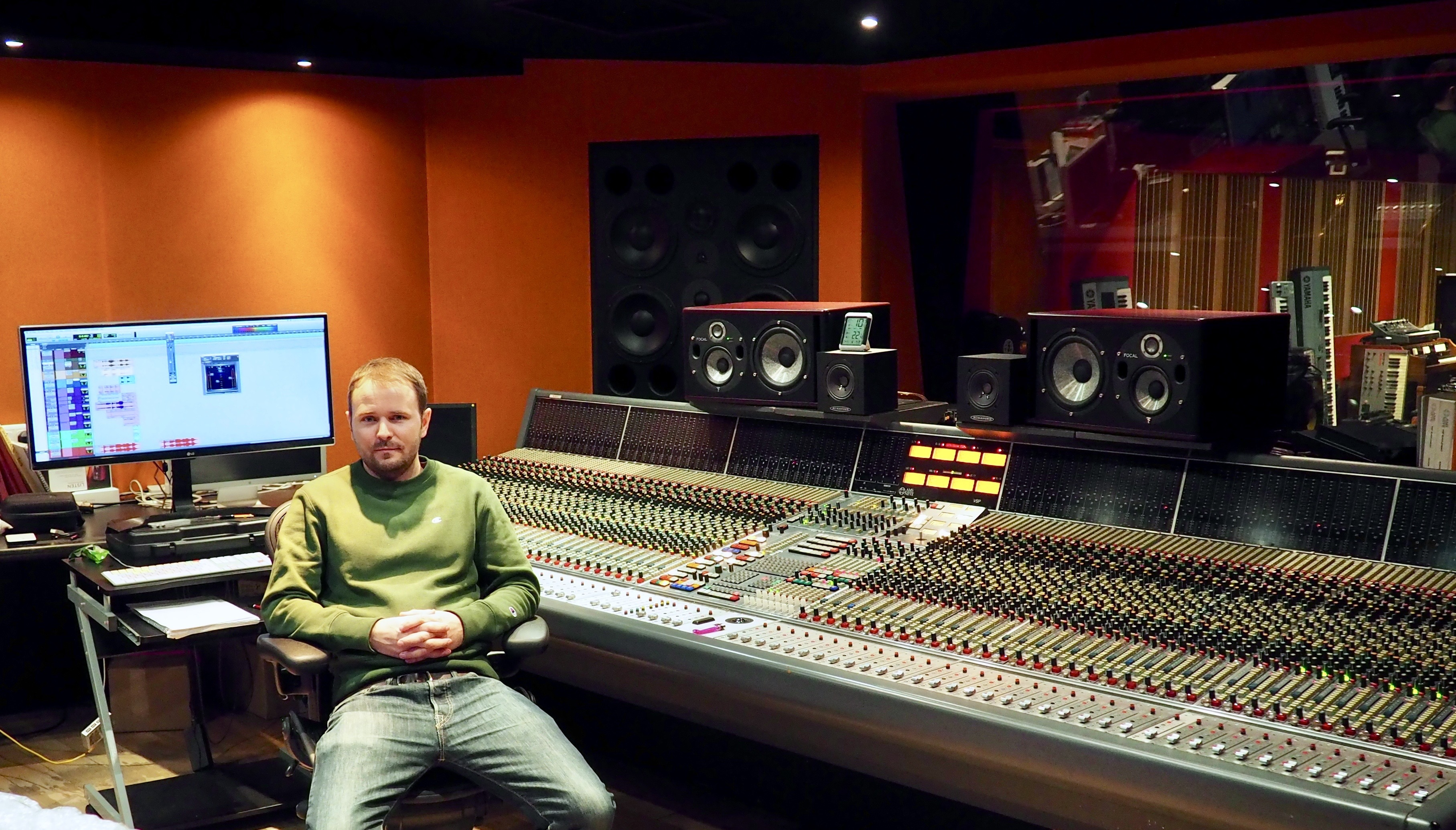 Studio 13 Go Trio