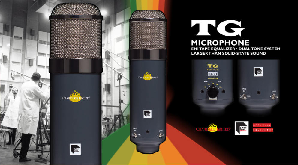 CHANDER LIMITED TG MICROPHONE