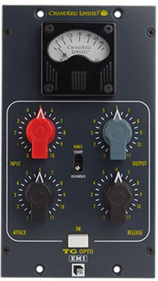 Chandeler TG OPTO 500 Series Compressor available from Kazbar Systems