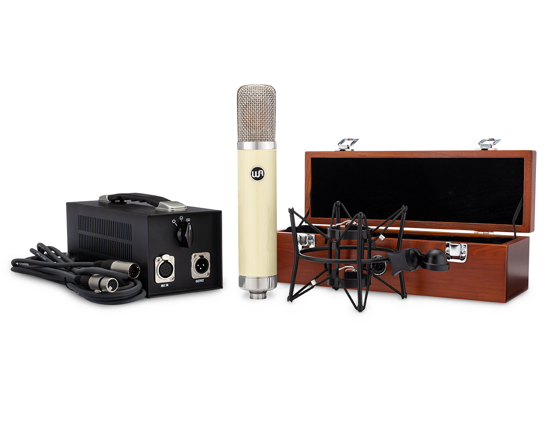 INTRODUCING THE WA-251 TUBE CONDENSER MICROPHONE