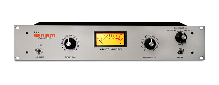 Warm Audio WA-2A available from Kazbar Systems