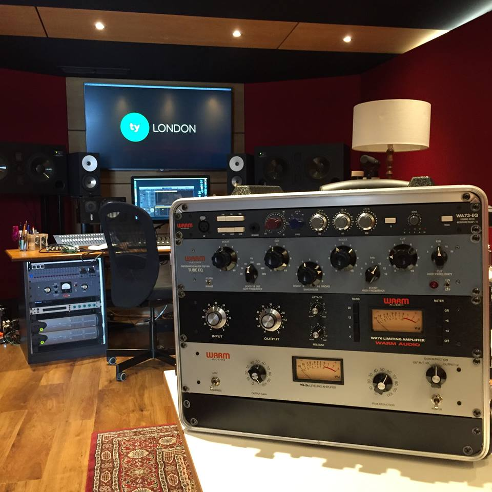 Warm Audio products available from Kazbar Systems