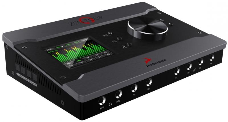 Antelope Audio The Zen Tour available from Kazbar Systeme