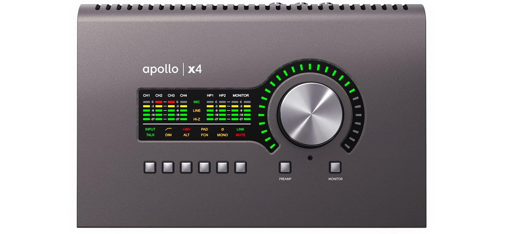 Apollo X4 (Mac/Win)