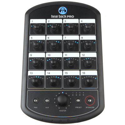 Hear Technologies Hear Back PRO Mixer